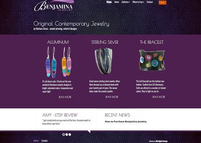Benjamina Jewelry