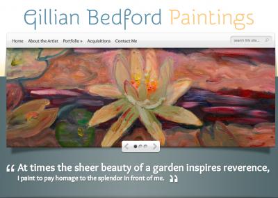 Gillian Bedford Portfolio