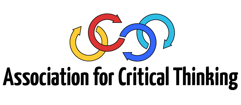 KM Digital Design, Logo design for Association for Critical Thinking