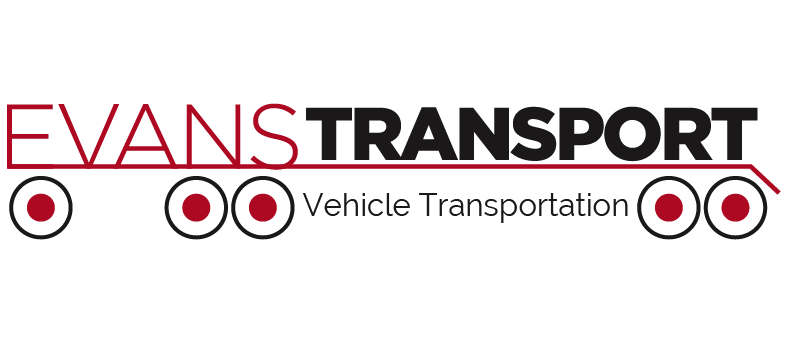 KM Digital Design, Logo design for Evans Transport