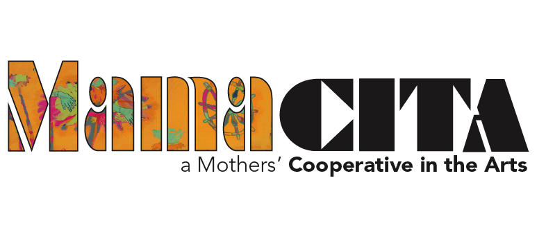 KM Digital Design, Logo design for MamaCITA, Women's Cooperative int the Arts