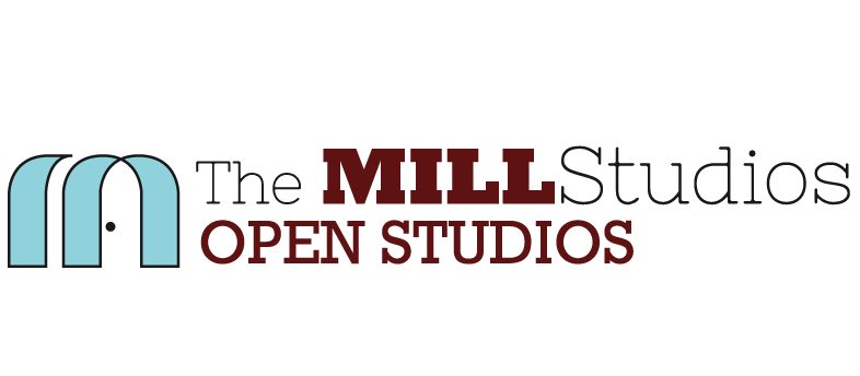 KM Digital Design, Logo design for Mill Studios Open Studios