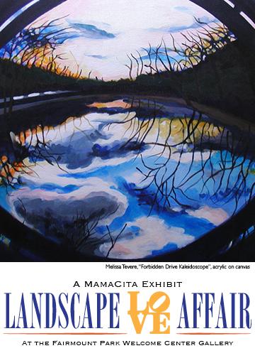 LandscapeLOVE Printed Postcard Design