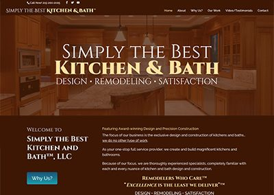 Simply The Best Kitchen and Bath