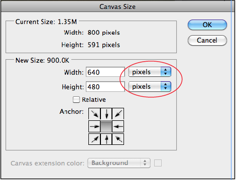Image Size & Resolution Tips