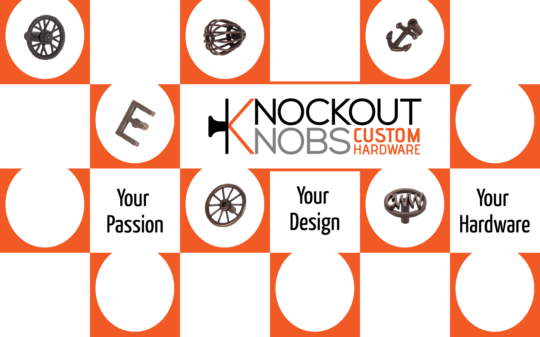 Knockout Knobs Banner