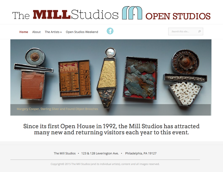 Mill Studios Home Page