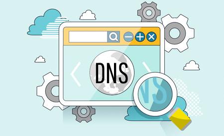 DNS (techie level) Stuff