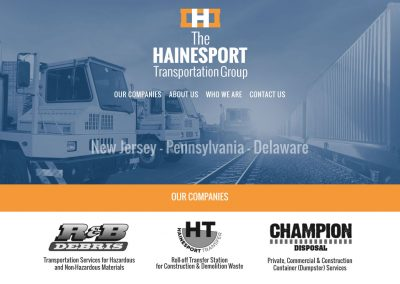 Hainesport Transportation Group